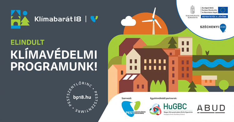 Klimabarat18 Projekt start fb cover